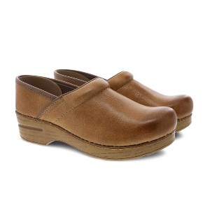 Dansko Professional Honey Distressed - Best Medical Professional Shoes: Excellent Stability Shoes