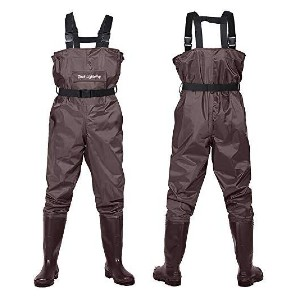 Dark Lightning Fly Fishing Waders for Men and Women - Best Waders for Fly Fishing: Nothing beats the price!