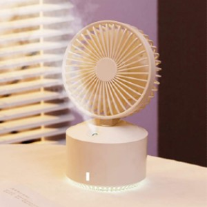Decorus Mini Portable Misting Fan - Best Portable Misting Fan: Misting Fan with 350ml Water Tank
