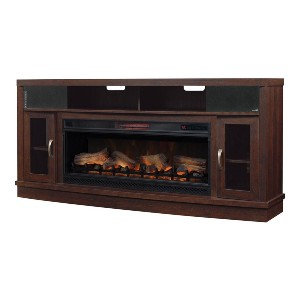 ClassicFlame Deerfield Electric Fireplace  - Best Electric Fireplace Freestanding: A true showstopper