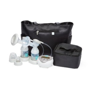 Medline Deluxe - Best Breast Pump Electric: Pump Automatically Cycles