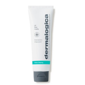 Dermalogica Active Clearing Oil Free Matte SPF 30 - Best Sunscreen Non Comedogenic: Protect without Clogging Pores