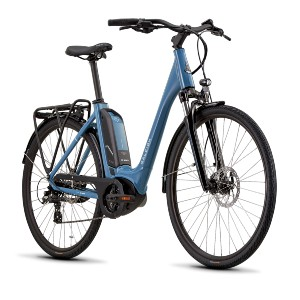 Raleigh Detour IE Low Step Frame - Best Electric Bike for Short Female: For your daily commute