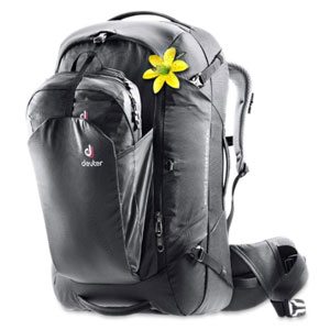 Deuter AViANT Access Pro 55 SL - Best Backpack for Travel: Backpack with slimline fit