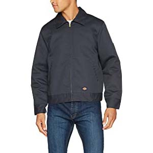 Dickies Men's Insulated Eisenhower Jacket - Best Raincoats for Iceland: It doesn't go out of style