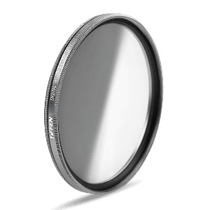 Tiffen Digital HT Color-Grad® Neutral Density 0.6 Filter - Best ND Filters for Portrait Photography: Increase Exposure Length