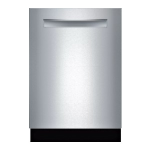 Bosch Dishwasher 24'' Stainless steel SHPM88Z75N - Best Dishwasher High End: Everything you want