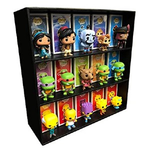 Display Geek Exclusive Stackable Toy Shelf - Best Funko Pop Shelves: Easy to assemble