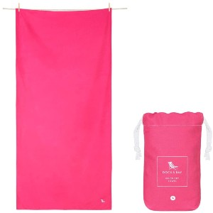 Dock & Bay Quick Drying Towel - Best Towel for Camping: Packable Towel
