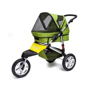 Dog Quality Dogger - Best Dog Strollers for Small Dogs: Comes with a Soft Pad for Added Comfort
