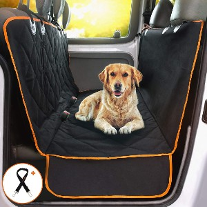 Doggie World Dog Car Seat Cover - Best Dog Car Back Seat Covers: Fit to Your Car Seat