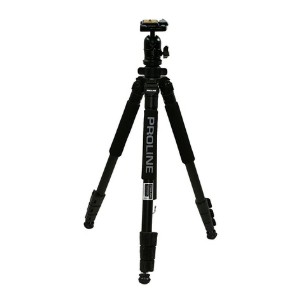 Dolica AX620B100 62-Inch Proline Tripod  - Best Tripods for Macro Photography: The most budget-friendly of all