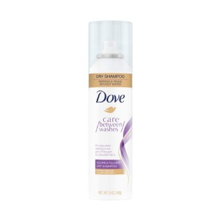 Dove Care Between Washes - Best Dry Shampoo in Drugstore: Hair Volume Dry Shampoo