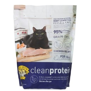 Dr. Elsey's cleanprotein Chicken Formula Grain-Free Dry Cat Food - Best Cat Food for Ferret: Well-Balanced Food