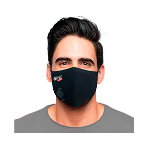 Dr. Frei Unisex's Reusable Triple Layer  - Best Masks for Glasses Wearers: Elastic and High Quality Reusable Mask