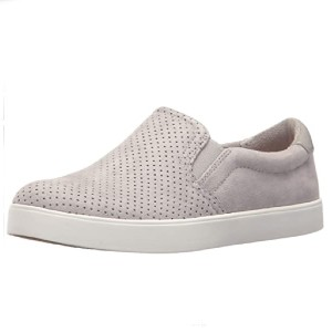 Dr. Scholl's Shoes Women's Madison Sneaker - Best Slip-On Sneakers with Arch Support: Flexible Slip-On Sneaker