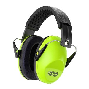 Dr.meter Adjustable Head Band - Best Shooting Hearing Protection: Efficient Noise Reduction