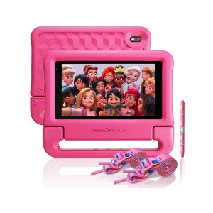 Dragon Touch KidzPad Y88X 7 Kids Tablet - Best Tablet for Travel: Create separate profiles