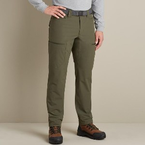 Duluth Trading Men's Slim Fit Flexpedition Cargo Pants - Best Cargo Pants for Work: Flexible Cargo Pants