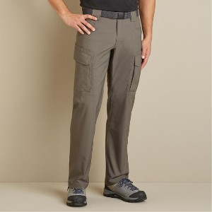 Duluth Trading Men's DuluthFlex DOTF Relaxed Fit Cargo Pants - Best Cargo Pants for Work: Cargo Pants with UPF 50 Sun Protection