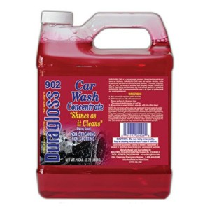 Duragloss Car Wash Concentrate - Best Car Wash Soap: Car wash that will not remove polishes