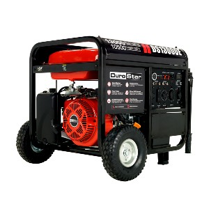 DuroStar DS13000E - Best Generators for Power Outages: Can Handle Heavy Loads