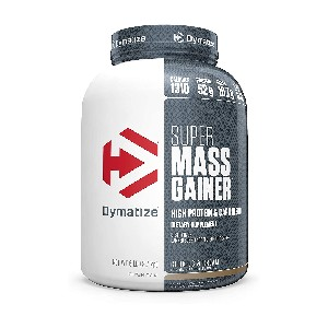 Dymatize Super Mass Gainer Protein Powder - Best Mass Gainer for Skinny Guys: 17 Vitamins and Minerals