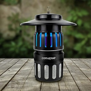 Dynatrap DT1050  - Best Bug Zapper for Gnats: All-weather durability