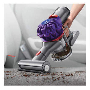 Dyson V7 Car + Boat handheld vacuum cleaner - Best Car Vacuums: All Around Your Vehicle and Home