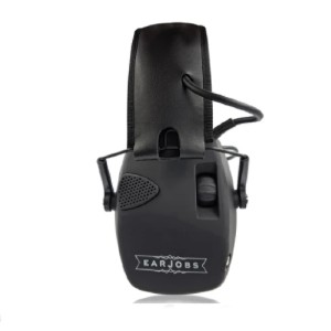 EARJOBS™ WINGMATE 2.0®  - Best Shooting Hearing Protection: Compact and Foldable