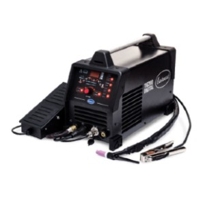 EASTWOOD TIG 200 DIGITAL - Best Welding Machines for Aluminum: AC Frequency Control
