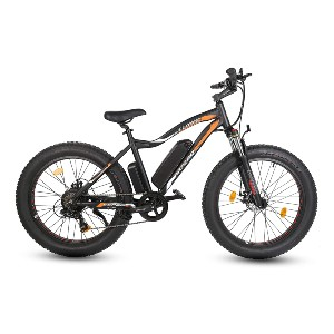 """Ecotric 26"""" Fat Tire Electric Bicycle Powerful Mountain Bike - Best Electric Bike on Amazon: Cycle at extreme speeds"""