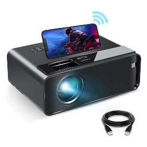 ELEPHAS Mini Projector for iPhone - Best Projectors on Amazon: Ultimate Visual Experience