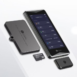 Ellipal Titan Bundle - Best Hardware Wallet for Cryptocurrency: Fully Air-Gapped Crypto Hardware Wallet