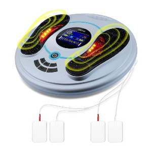 OSITO EMS Foot Circulation - Best Foot Massager for Diabetics: Suitable for People of All Ages