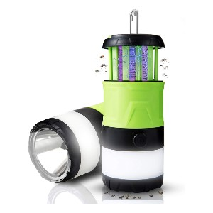 ERAVSOW  LED Camping Lantern - Best Mosquito Repellent Device for Camping: User-Friendly Lantern