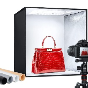 ESDDI Photo Studio Light Box - Best Lightbox for Photography: Shooting from various angles
