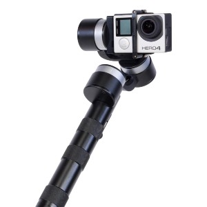 Evo 3 Axis Handheld Gimbal - Best Camera Stabilizers for GoPro: Multiple Mode Gimbal Stabilizer