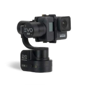 Evo EVO SS - Best Camera Stabilizers for GoPro: Long-lasting Gimbal