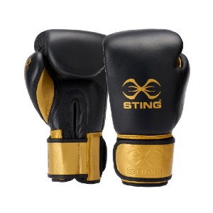 Sting Sports EVOLUTION BOXING GLOVE - Best Boxing Gloves for Heavy Bag: Tapered Knuckle Configuration