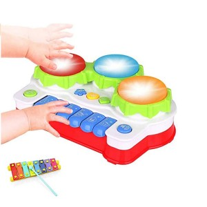 EXCOUP Baby Musical Toys Gifts - Best Musical Toys for Babies: Produces tons of sounds