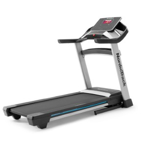 NordicTrack EXP 7i - Best Treadmills for Small Spaces: Automatic Trainer Control