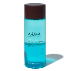 AHAVA EYE MAKE-UP REMOVER - Best Eye Makeup Removers: Effectively Removes Waterproof Makeup in Two Phases