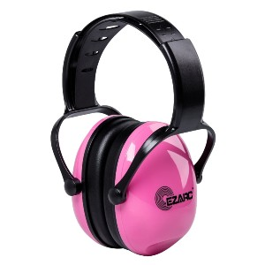 EZARC Safety Ear Muffs - Best Shooting Hearing Protection: Wide Range Of Applications
