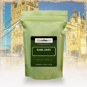 CoffeeAM Earl Grey Tea - Best Tea for Headaches: An Exotic Complexity and Aroma