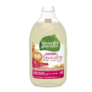 Seventh Generation EasyDose Ultra Concentrated Laundry Detergent  - Best Baby Laundry Detergents: Made with 0% Dyes