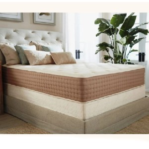Eco Terra Hybrid Latex Mattress - Best Latex Hybrid Mattress for Side Sleepers: Better Sleep and Inspired by Nature
