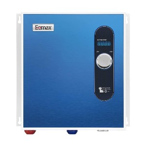 Eemax EEM24027 Electric Tankless Water Heater - Best Electric Tankless Water Heater for Whole Family: Self-Modulating Technology Water Heater