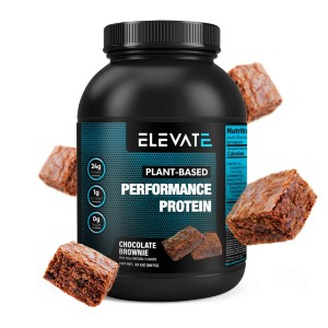Elevate Plant Based Vegan Protein Powder - Best Lactose-Free Protein Powder: Boost Energy and Protein Synthesis