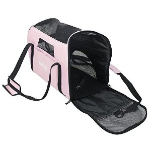 EliteField Soft Sided Pet Carrier - Best Pet Carrier for Small Dogs: Lightweight and sturdy
